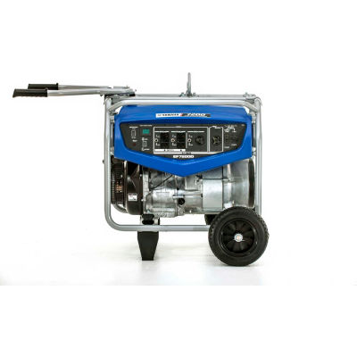 Yamaha EF7200D, 7200 Watts, Portable Generator, Gasoline, Recoil Start, 120/240V