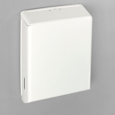 White C-Fold/Multifold Towel Dispenser - TD017017