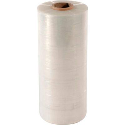 "Global Industrial™ Stretch Wrap Film 20"" x 5000' x 80 Gauge Clear For Machine - Skid Lot"