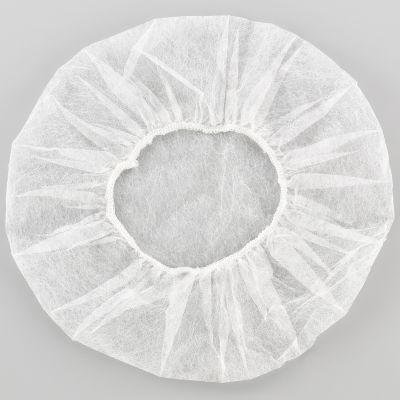 "Global Industrial™ Polypropylene Bouffant Cap, 21"", White, 100/Bag"