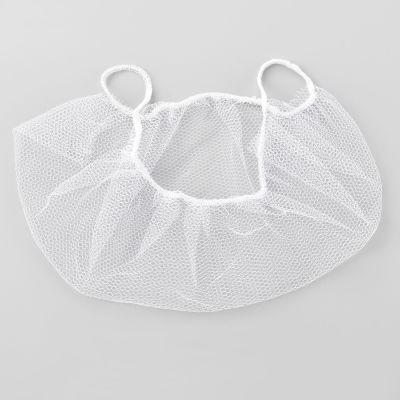 "Global Industrial™ Nylon Beard Cover, One Size, 21"" , 100/Bag"