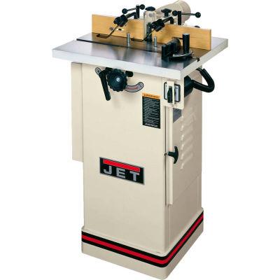 "JET 708320 Model JWS-22CS 1-1/2HP 1-Phase 115/230V 1/2"" & 3/4"" Spindle Shaper"