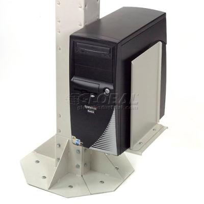 Global Industrial™ Computer CPU/UPS/Power Supply Holder - Beige