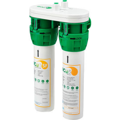 Eco3 Two-Stage Filter Kit For Bottleless Water Coolers