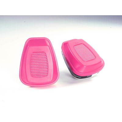 3M™ Organic Vapor Cartridge/Filter 60921, P100, 2/PK