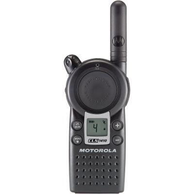 Motorola CLS Series 2-Way 4 Channel Radio, 1W
