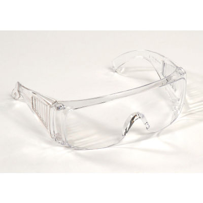 Solo® Visitors Specs, Clear Lens and Frame