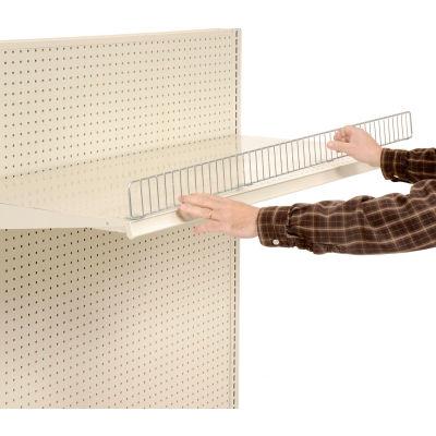 "36""L X 3""H Shelf Wire Front"