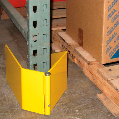 Global Industrial™ Extra Heavy Duty Frame Guard - Left