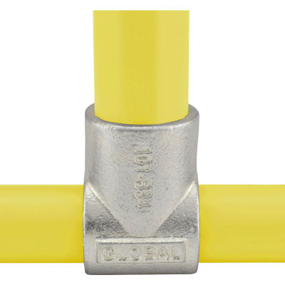 """Global Industrial™ Pipe Fitting - Single Socket Tee 1-1/4"""" Dia."""