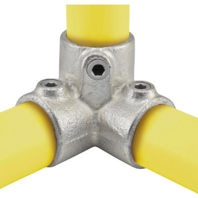 """Global Industrial™ Pipe Fitting - Side Outlet Elbow 1"""" Dia."""