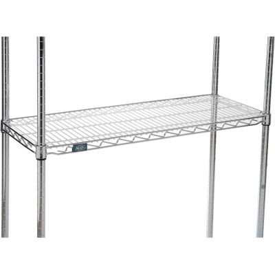 "Shelf Liner - Heavy Duty 1/16"" Clear Acrylic 72 x 24 - Pkg Qty 2"