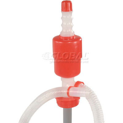 Action Pump Siphon Drum Pump 4005 for Light Oil, Kerosene, Water Based Chemicals