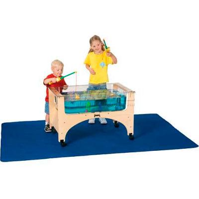"Jonti-Craft® Sensory Table Mat - Small - 45"" x 58"" - Blue"
