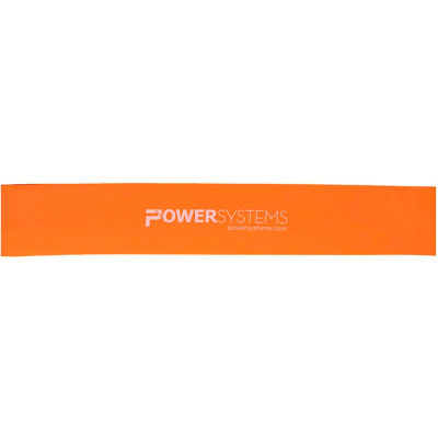 Power Systems Versa-Loop Rehabilitation Band - Extra Light Resistance - Orange