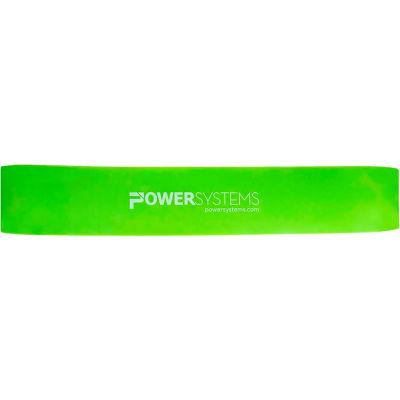 Power Systems Versa-Loop Rehabilitation Band - Light Resistance - Lime Green