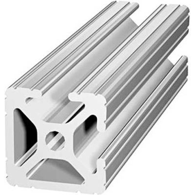 """80/20 1002-242 1"""" X 1"""" T-Slotted Profile, 242"""" Stock Bar"""