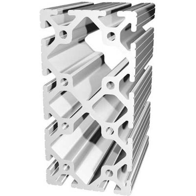 """80/20 3060-242 3"""" X 6"""" T-Slotted Profile, 242"""" Stock Bar"""