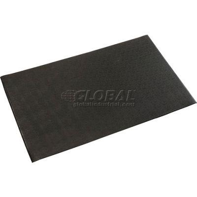 "Apache Mills Soft Foot™ Anti Fatigue Mat 5/8"" Thick 2' x 3' Black"