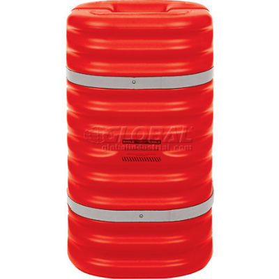 "Eagle Column Protector, 12"" Column Opening Orange, 1712OR"