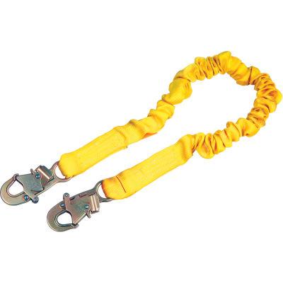 DBI-Sala™® Shockwave 2 Absorbing Lanyard with Snap Hooks