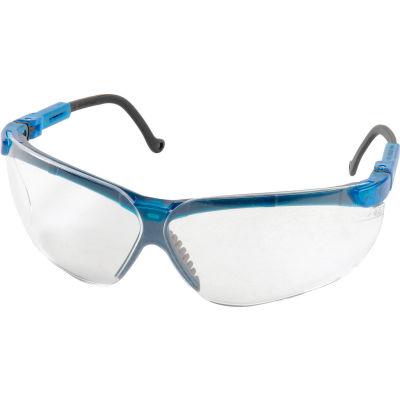 Genesis Spectacle Blue Frame Clear Lens, Hard Coat, S3240