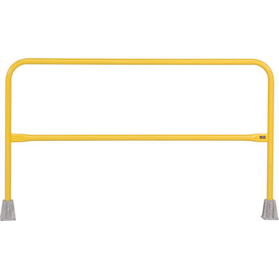 """Global Industrial™ 72""""L Safety Railing"""
