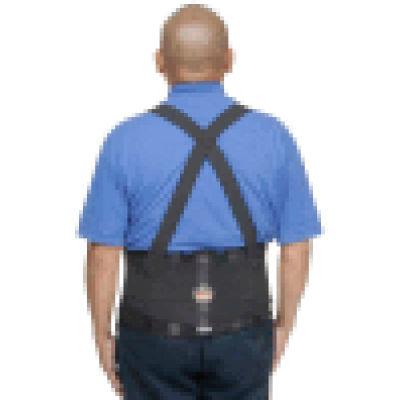 Ergodyne® ProFlex® 1100SF Standard Back Support, Large, Black