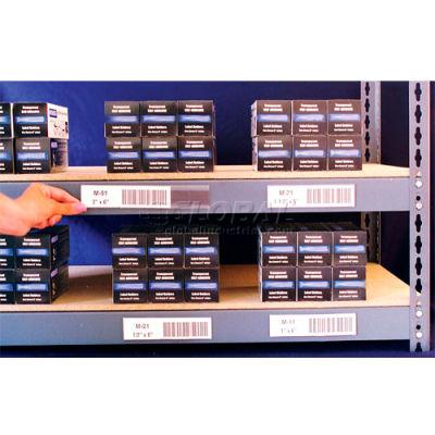 "Adhesive Label Holders 6""W X 2""H (12 pcs/pkg)"