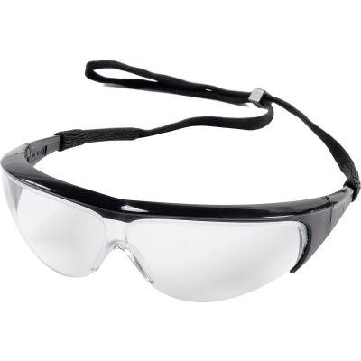 Millennia Classic Spectacle, Black, Anti-Scratch, 11150350