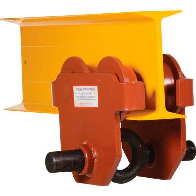 Standard Eye Adjustable Manual Trolley E-MT-6 6000 Lb. Capacity