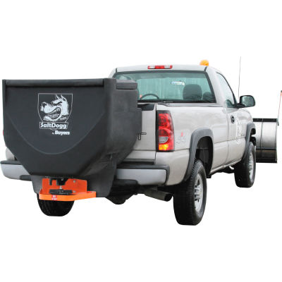 Low Profile Pickup Truck Tailgate Salt Spreader 10 Cu. Ft. Capacity - TGS06