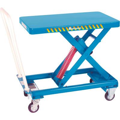 Bishamon® MobiLeveler® Self-Leveling Work Positioner ESX10 66 to 220 Lb. Capacity