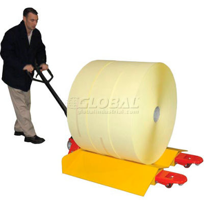 """Pallet Truck Roll Adaptor Attachment PMRA-27 for 27""""W Pallet Jack Forks"""
