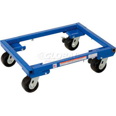 Adjustable Tote Dolly ATD-1622-6 3000 Lb. Capacity