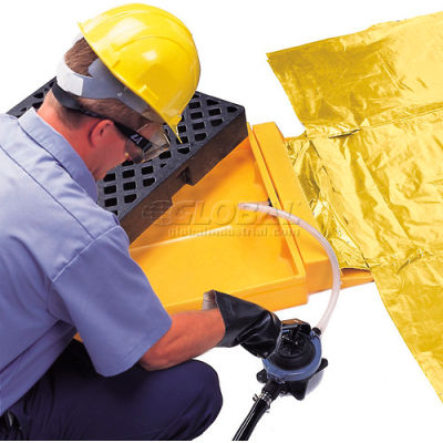 UltraTech Ultra-Spill® 2345 Bladder System Containment Deck Bladder Pump