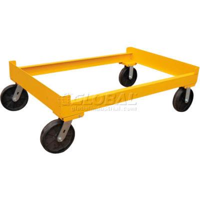 Portable Cart for 2 Drum Storage Rack DR-CART-2 1600 Lb. Capacity