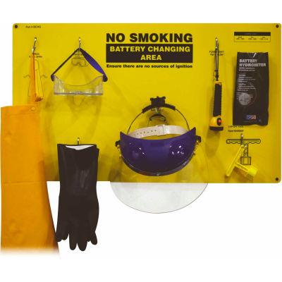 Ideal Warehouse Forklift Battery PPE Protective Handling Kit 70-1170