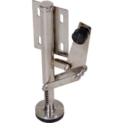 Side Mount Stainless Steel Floor Lock FL-LK-SMR-SS-L - Left Side Mount