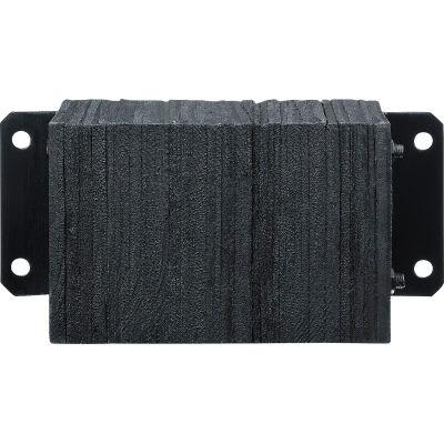 "Global Industrial™ Dock Bumper 18""W x 4.5""D x 10""H"