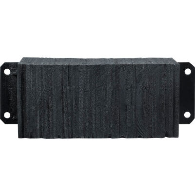 "Global Industrial™ Dock Bumper 24""W x 4.5""D x 10""H"
