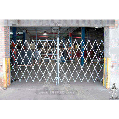 Illinois Engineered Products SECO465 Single Eco Gate™ 3'W to 4'W & 6'H