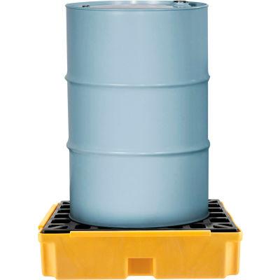 Global Industrial™ 1 Drum Spill Containment Modular Platform