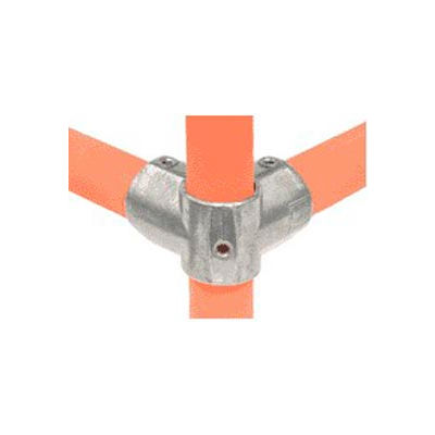 """Kee Safety - L21-7 - Kee Klamp Two Socket Tee 90°, 1-1/4"""" Dia."""
