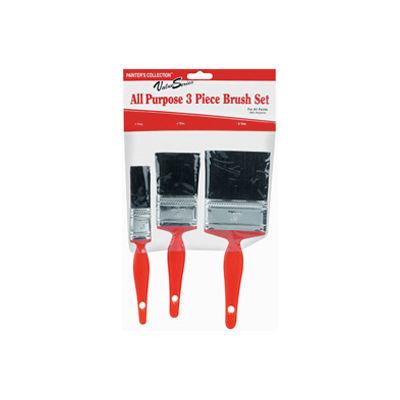"""Value Series Poly 1"""" Trim Paint Brush - 99031710 - Pkg Qty 12"""