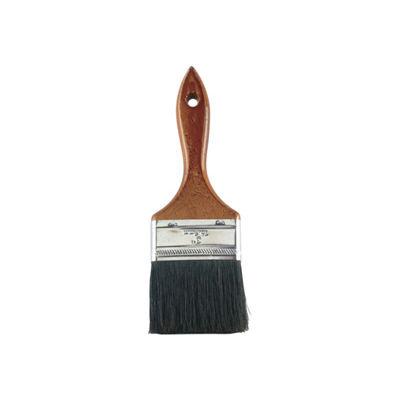 "Rubberset Black China Bristle 3"" Chip Paint Brush - 99083230 - Pkg Qty 12"