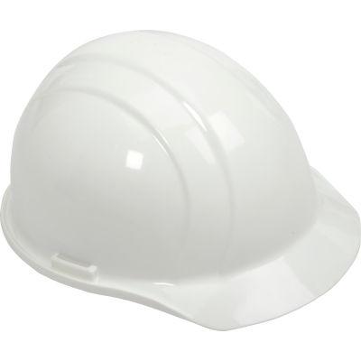 ERB™ 19761 Americana Hard Hat, 4-Point Pinlock Suspension, White