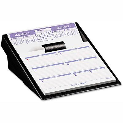 AT-A-GLANCE® Flip-A-Week Desk Calendar Refill, 5 5/8 x 7, White, 2021
