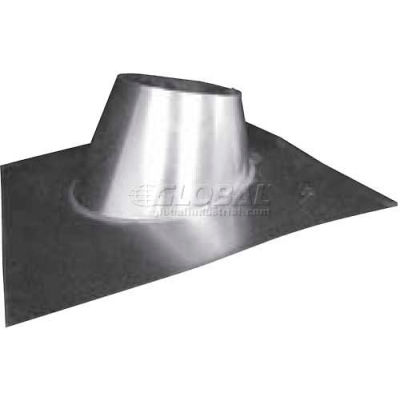 Speedi-Vent Galvanized Adjustable B-Vent Roof Jack BV-ARJ 03 3""