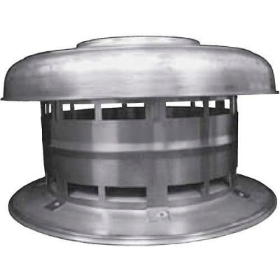 """Speedi-Vent Aluminum B-Vent Rain Cap BV-BRC 06 6"""""""